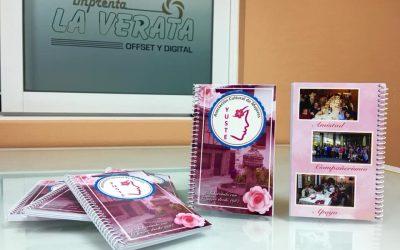 Agendas para la Asociación Cultural de Mujeres de Yuste